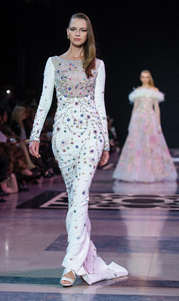 fashion week georges hobeika