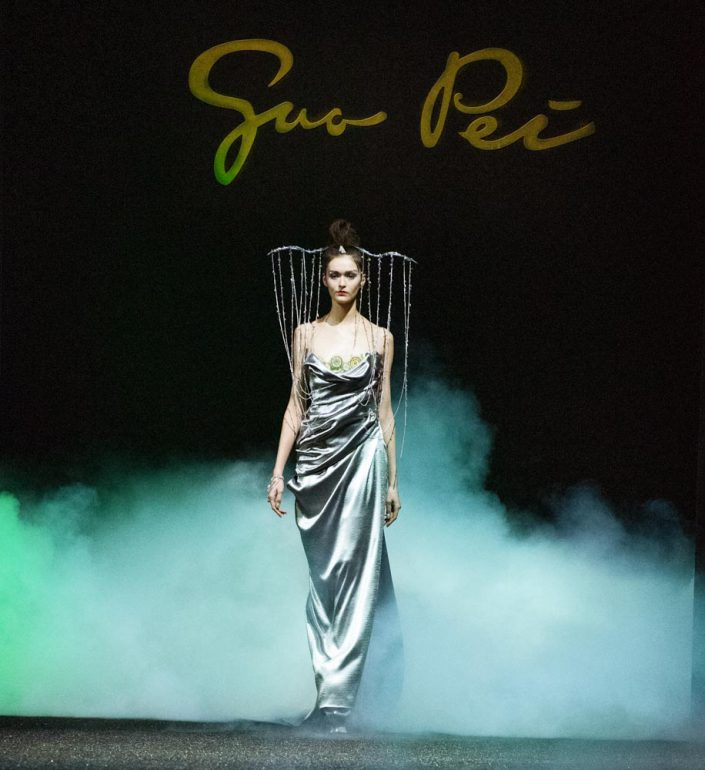 fashion week guo pei