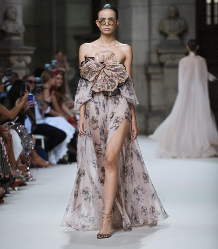 catwalk galia lahav fashion week haite couture