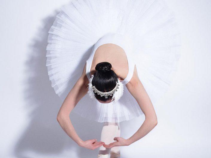 danse classique tutu à plateau