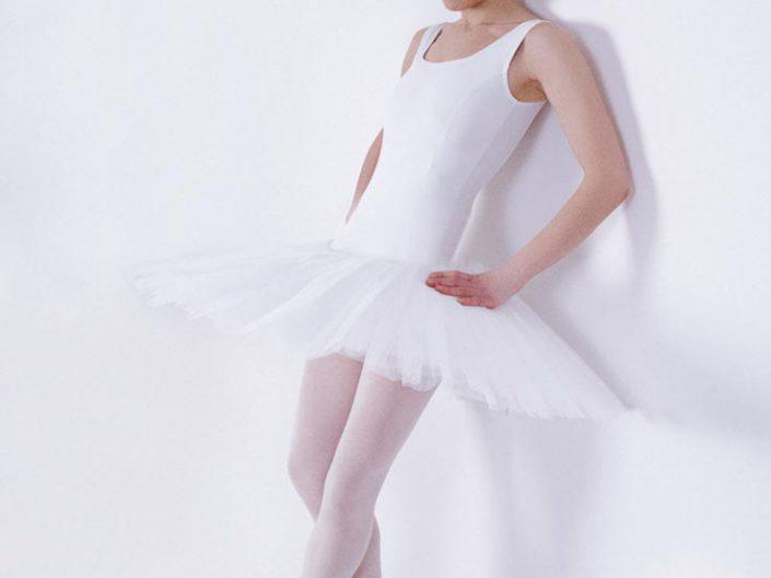 blanc danse classique