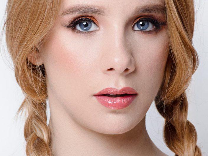portrait femme glamour beaute