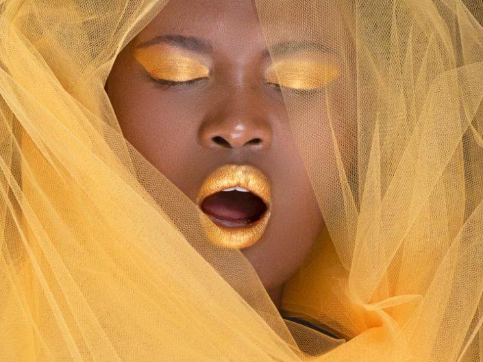 photo de beaute femme black