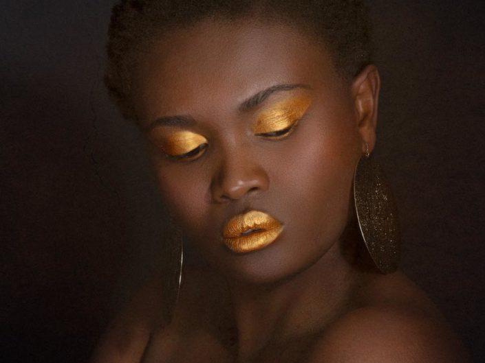 photo de femme beaute black